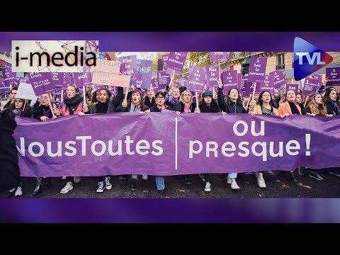 I-Média n°274 – #NousToutes… ou presque ! Des féministes de droite exclues de la manif