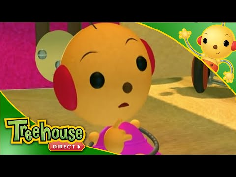 Rolie Polie Olie - Home Sick / Leaf Me Alone / Round And Round And Square We Go - Ep. 27