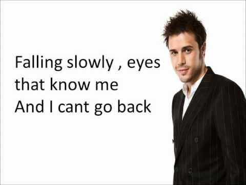 Falling slowly - Kris Allen LYRiCS