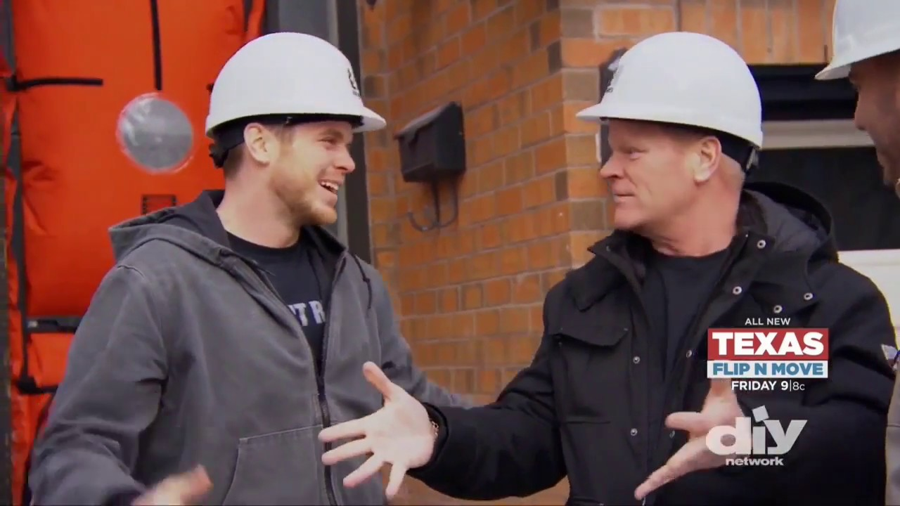 Holmes and Holmes Featuring AeroBarrier on DIYNetwork