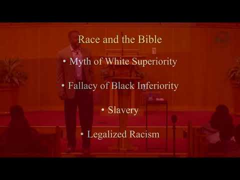 September 12, 2017 Bible Study Ethnicity, Race, and the Bible Part 2
