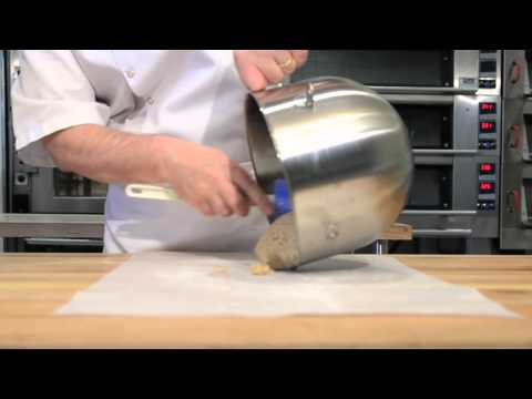 French Pastry School: Jacquy Pfeiffer - Sable Cookies