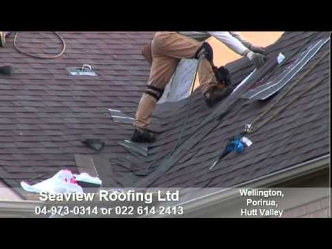 Top Wellington Roofing Contractor   Call 04-973-0314 or 022 614 2413 New Roofs and Repairs