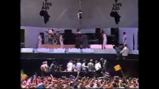 Ultravox at Live Aid (Full Set) 1985