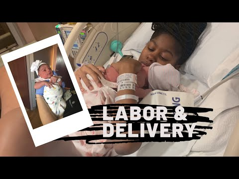 TEEN MOM   LABOR AND DELIVERY VLOG