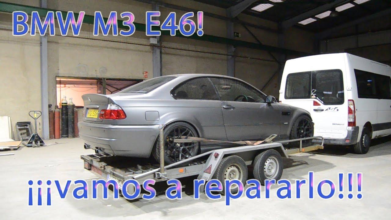 Vamos A Comprar Un Bmw M3 E46 Nuevo Miembro En La Familia