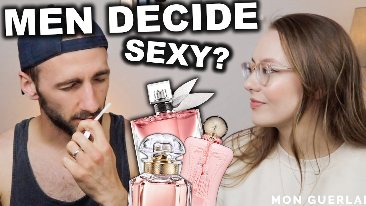 10 most popular women's PERFUMES RATED By Men