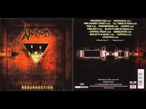 Venom   Resurrection 2000 Full Album Alta...