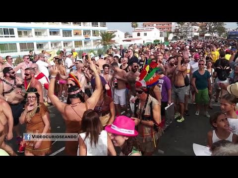 MASPALOMAS PRIDE  - Best Moments - Gay Pride