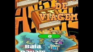 ANIMAL JAM- LIVRO DE VIAGEM- BAÍA BAHARI