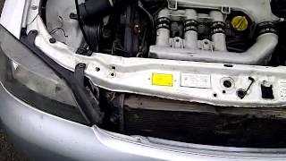 Mk4 Astra Van 2.5 V6 First Start...