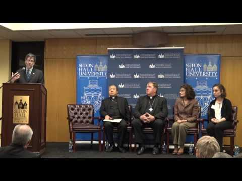 H.E. Archbishop Auza Lecture on Papal Diplomacy