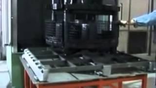 Lavadora industrial para piezas de grandes dimensiones