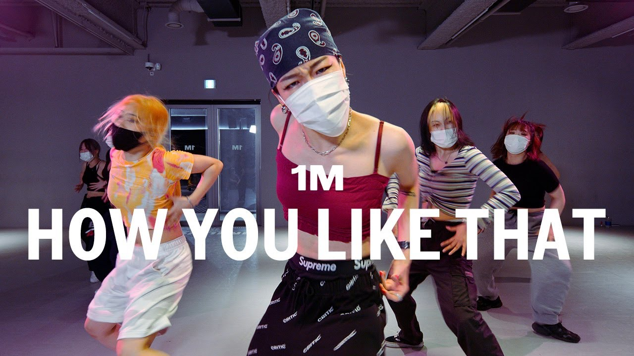 BLACKPINK - How You Like That / Hyojin Choi Choreography