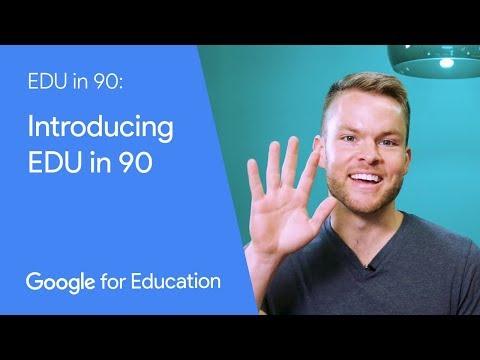 Introducing EDU in 90