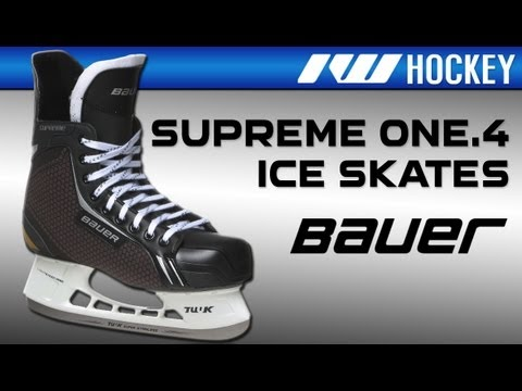 Bauer Supreme ONE.4 Ice Hockey Skates 2012