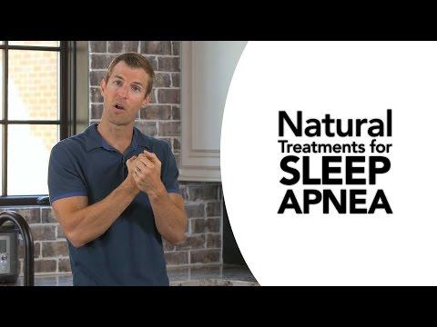 Natural Treatments for Sleep Apnea
