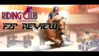 Riding Club Championships - F2P Review