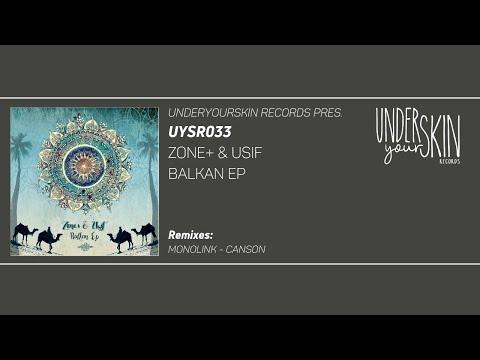 Zone+ & Usif - Namruda [UYSR033]