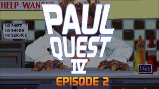 Paul Quest IV - Ep02 - Hz. So Good [Space Quest 4 Let's Play]