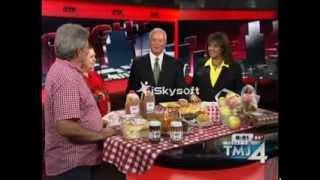 Apple Holler featured on Wisconsin Tonight WTMJ 4 Apple Picking