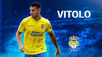 Vitolo ● Goals, Assists & Skills - 2017/2018 ● Las Palmas