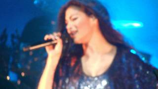 Nicole Scherzinger - You Will Be loved (Olympia Theatre, Dublin 16.02.2012)