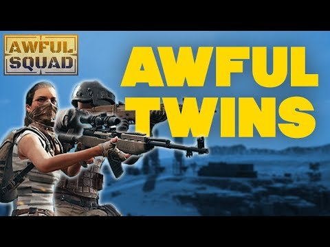 PUBG Double Trouble - Duos with Pat and Simone