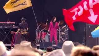 Primal Scream - Country Girl (Glastonbury 2013) HD 720p
