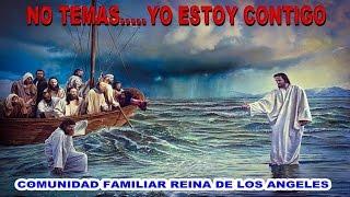 PREDICA:  NO TEMAS....YO ESTOY CONTIGO - Predicador Pedro Guzmán
