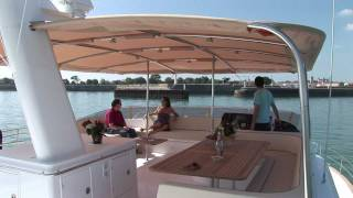 Trawler Queensland 55 Power Catamaran - by Fountaine Pajot