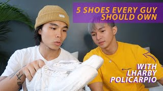 5 SHOES EVERY GUY SHOULD OWN |…