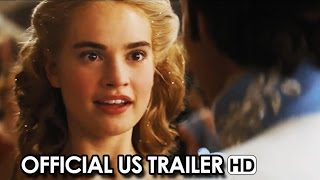 Cinderella Official US Trailer #1 (2015)
