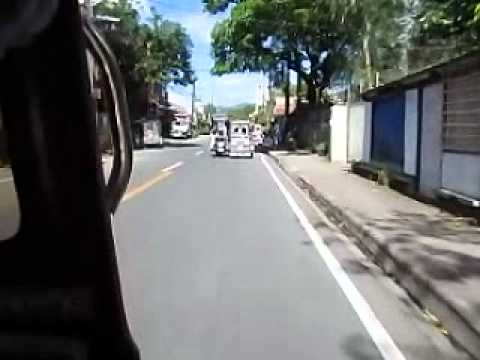 san pablo city philippines tricycle trip