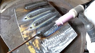 Beda Kawat Las Argon Dengan Kawat Biasa Untuk Pengelasan Las Argon (Las Tig) | Tig Welding Tutorial