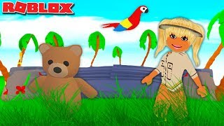 I MADE A ZOO FOR ALL OF MY JUNGLE PETS IN ADOPT ME | Roblox