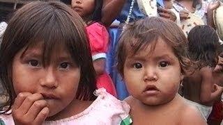 Venezuela - Orinoco Delta - Warao Siedlung