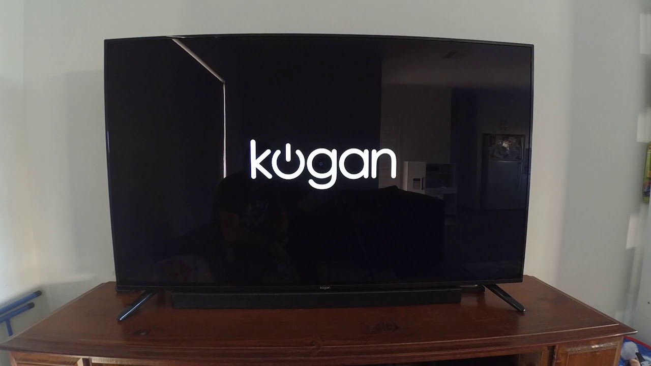 959145154b3 Kogan Smarter TV 58  KALED58ZU9010SKA Android 7.0 Review - YouTube