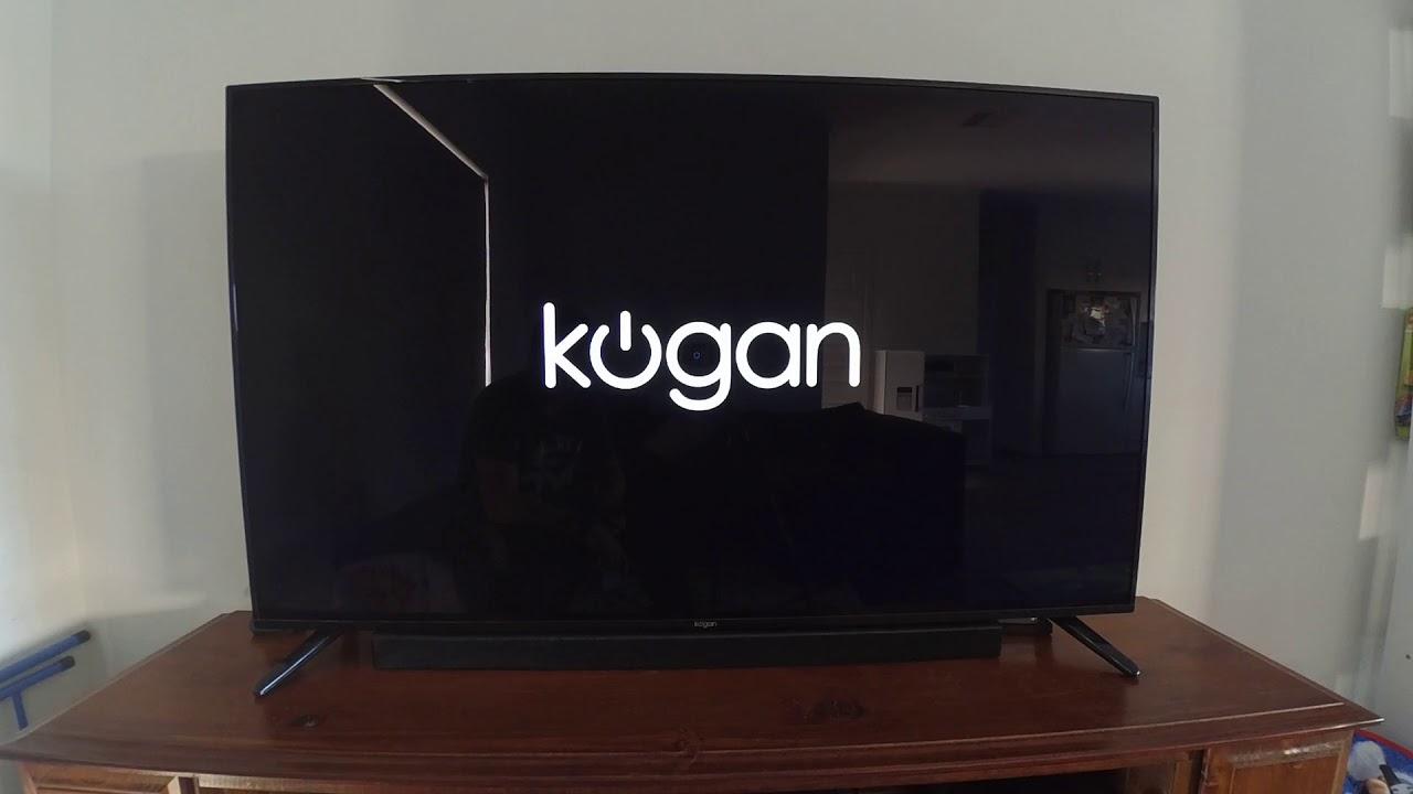 f55d829162e Kogan Smarter TV 58  KALED58ZU9010SKA Android 7.0 Review - YouTube
