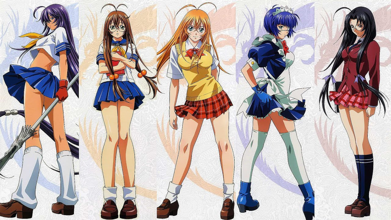 (AMV) Ikkitousen - 30 Seconds To Mars- Oblivion - YouTube