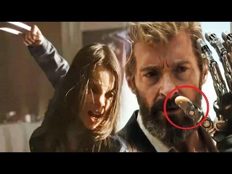 Logan- Lo que no Viste en la Película y Te sorprenderá