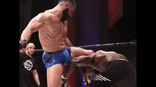 Khalid Ismail Vs Kes Mamba Highlights (MMA, UFC, Kickboxing, K1)