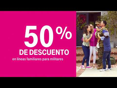 T-Mobile Puerto Rico | T-Mobile One Militar