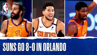 Suns Go 8-0 In Orlando 🔥 The Best Of The Suns From NBA Restart!