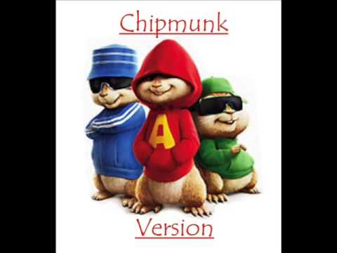 Count On Me Chipmunk Version