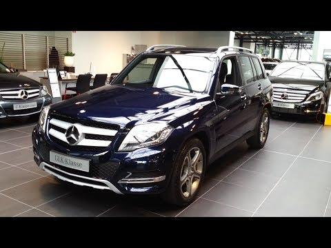 Mercedes-Benz GLK 2015 In depth review Interior Exterior