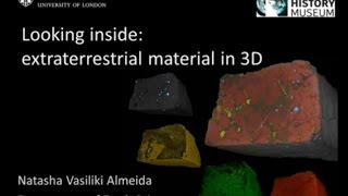 [Science Week 2016] Looking inside: extra-terrestrial materials in 3D