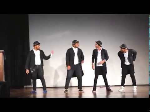 CHARLIE CHAPLIN IS STILL ALIVE | FUNNY DANCE | ABCD 2k18 | FIT N TWIST | #CHARLIEINHEART