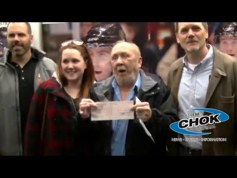 $10,000 Giveaway Sarnia, Ontario, Sarnia Sting CHOK Radio Magermans and Raes Insurance Brokers