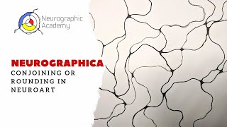 Neurographica, How to do rounding in Neurographica. Healing Art with Anna Romanenko